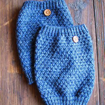 Sweetwater Boot Cuffs in Navy