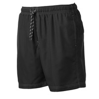 Croft & Barrow Solid Swim Trunks - Big & Tall, Size: