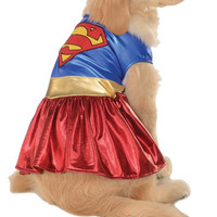 Pet Costume Supergirl Md