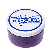 Blueberry Frooba Bursting Fruit Bubbles Jar