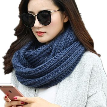 Unisex Scarf LICs Lovers Winter Scarves Shawls Stoles Knitted LIC For Women Solid Scarf For Women dachshund Men's Scarf Collar
