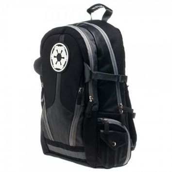 Star Wars Black Galactic Empire Icon Backpack