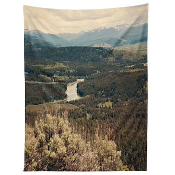 Catherine McDonald Snake River Tapestry