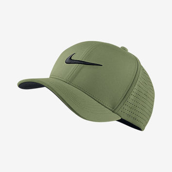 The Nike Classic 99 Fitted Golf Hat.