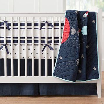 Eric Space Nursery Bedding