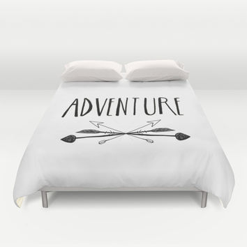 Adventure Duvet Cover by BELLES & GHOSTS