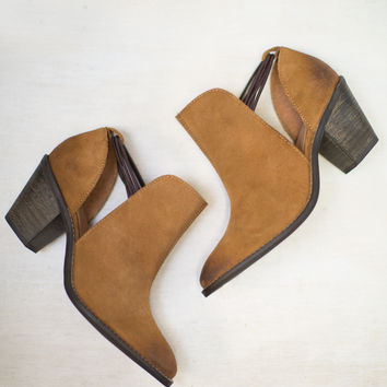 Rawley Open Side Bootie