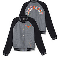 University of Texas Varsity Jacket - PINK - Victoria's Secret