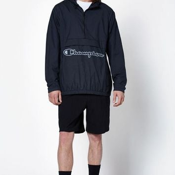 Champion Manorak Packable Half Zip Anorak at PacSun.com