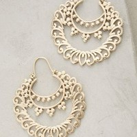 Tangier Earrings by Anthropologie in Gold Size: One Size Earrings
