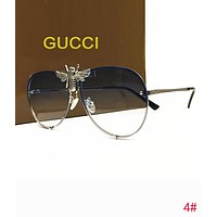 GUCCI Trending Women Stylish Delicate Bee Summer Style Sun Shades Eyeglasses Glasses Sunglasses 4# I-AJIN-BCYJSH