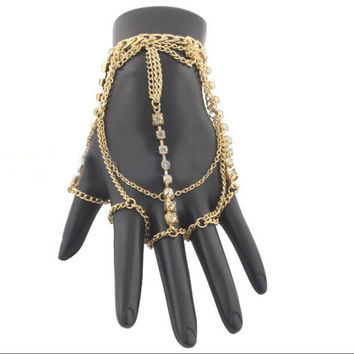 Shiny Stylish Awesome New Arrival Gift Great Deal Fashion Chain Hot Sale Bracelet [8026070535]