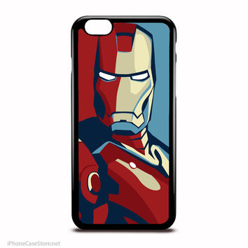 Iron Man The Avengers Art Marvel Comics Characters Case For Iphone Case