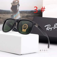 Ran ban new fashion more color polarized sunscreen glasses eyeglasses