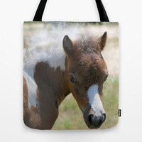 Heart Stealer Tote Bag by Veronica Ventress