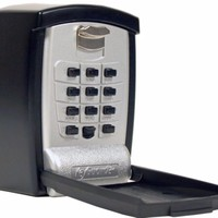 SL-590 Punch Button Key Storage Wall Mount Lock Box