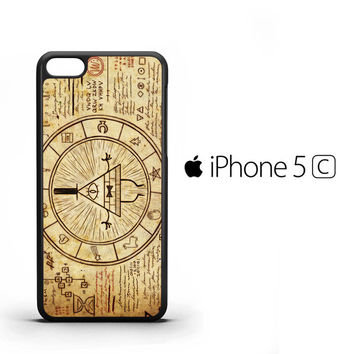 Gravity Falls Wiki X0570 iPhone 5C Case