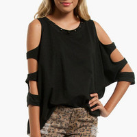Studs and Ladders Top $37