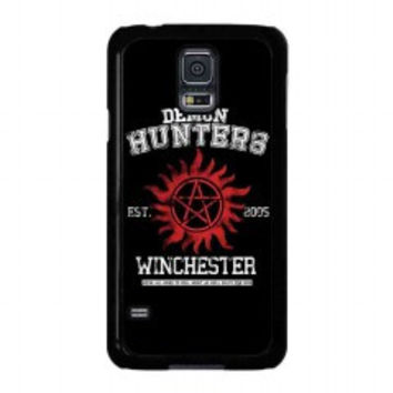 supernatural demon hunters for samsung galaxy s5 case