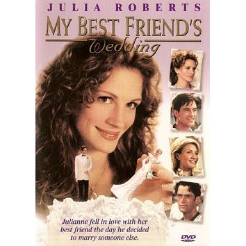 My Best Friends Wedding Poster Standup 4inx6in