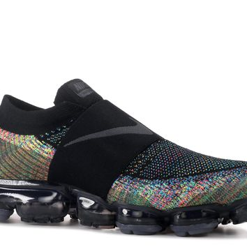 Nike Air Vapormax Flyknit MOC Multicolor Black Anthracite Volt