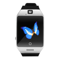 Brand Smart Bluetooth Watch GSM Camera TF Card Wristwatch For Phone Sport Smart Watch Gift USB Cable Passometer Health Watch#255