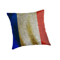 Grunge France flag by steveball