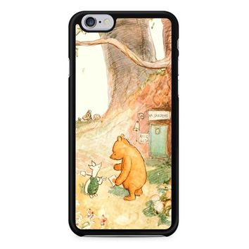Winnie The Pooh Clasic iPhone 6/6S Case