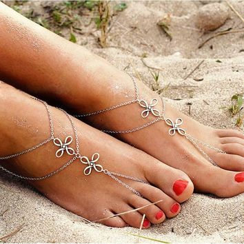 Bracelet Chain Link Foot Jewelry Anklet Chain