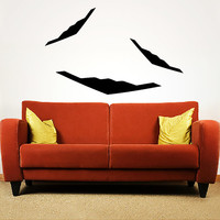 Wall Decal Vinyl Sticker Decals Art Home Decor Mural Military Aircrafts Plane Air Airplane Fighter Jet Copter Helicopter Aviation AN262