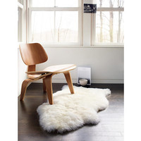 Eames Molded Plywood Lounge Chair, LCW - Design Within Reach