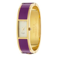 kate spade | sing a different tune carousel bangle