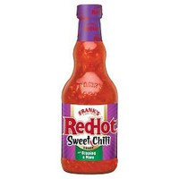 Frank's RedHot Sweet Chili Hot Sauce 12 oz