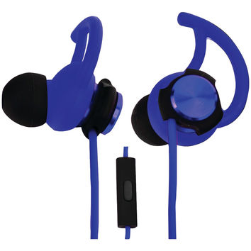 Ecko Unlimited Rogue Hybrid Earbuds With Microphone (blue)