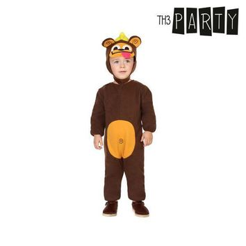 Costume for Babies Th3 Party Monkey
