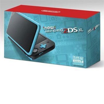 New Nintendo 2ds Xl Blk Turq