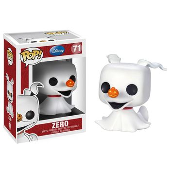 Zero Funko Pop! Disney Nightmare Before Christmas