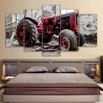 Shop Tractor Decor On Wanelo Best Tractor Themed Bedroom Minimalist