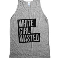Athletic Grey Tank | Funny Girly Party Shirts