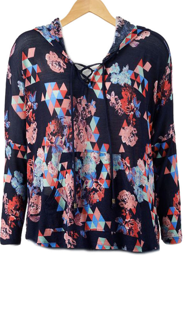 Women's Clothing Reliable Womens Chiffon 3/4 Sleeves Swimsuit Cover Up Bohemian Flower Printed Asymmetric Open Front Kimono Cardigan Top Loose Shawl