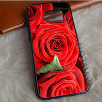 Romantic Red Roses Samsung Galaxy S7 Case
