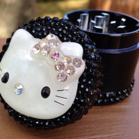 GRINDER -- MINIS Collection -- Crystal Nose Hello Kitty