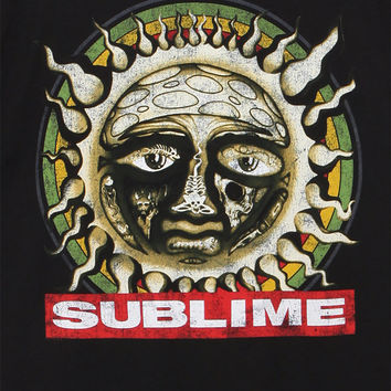 Sublime Sun Within Circle T-Shirt at PacSun.com