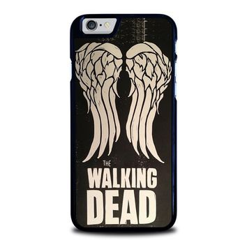 walking dead daryl dixon wings iphone 6 6s case cover  number 1