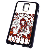 starbucks coffee poster FOR SAMSUNG GALAXY S5 CASE**AP*