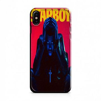 The Weeknd Starboy iPhone X Case