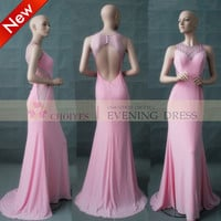 New AN50431A 2015 Prom Dress Trends Jersey Low Cut Gown Open Mid-Drift Prom Dresses, View jersey low cut gown, Choiyes Prom Dress Product Details from Chaozhou Choiyes Evening Dress Co., Ltd. on Alibaba.com