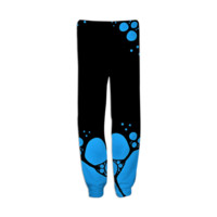 Blue Bubbles Sweatpant created by Christy Leigh | Print All Over Me