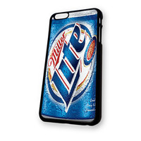 Beer miller lite M MQL0197 iPhone 6 case