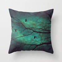 Where Dusk Meets Dawn II Throw Pillow by Soaring Anchor Designs | Society6